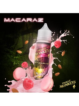 MACARAZ TWELVE MONKEYS MIX&VAPE 50ML