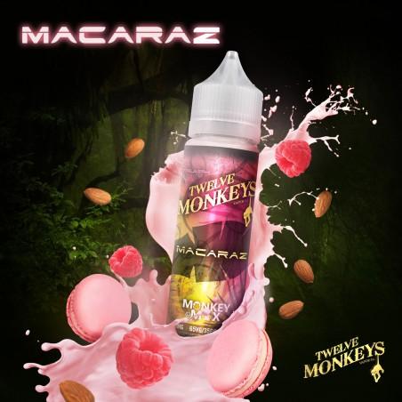 MACARAZ TWELVE MONKEYS MIX&VAPE 50ML