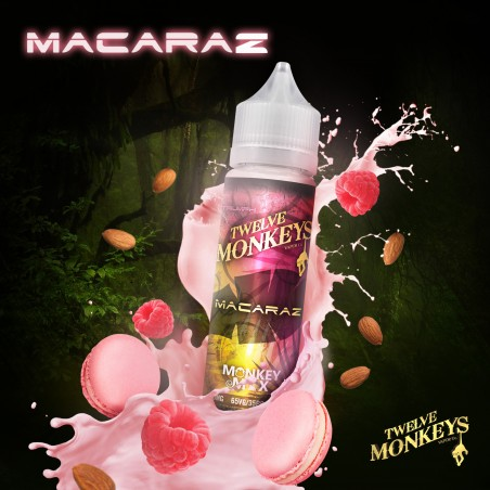TWELVE MONKEYS - MACARAZ - MIX&VAPE 50ML