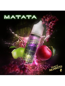 MATATA TWELVE MONKEYS MIX&VAPE 50ML