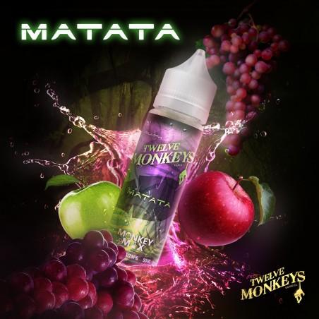 TWELVE MONKEYS - MATATA - MIX&VAPE 50ML