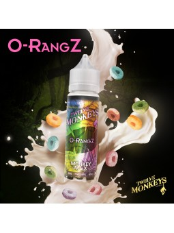 O-RANGZ TWELVE MONKEYS MIX&VAPE 50ML