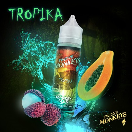 TWELVE MONKEYS - TROPIKA - MIX&VAPE 50ML
