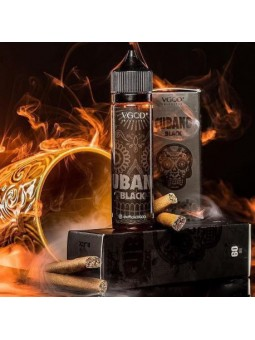 CUBANO BLACK VGOD MIX&VAPE 50ML