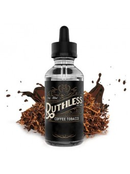 COFFEE TOBACCO RUTHLESS E-LIQUID MIX&VAPE 50ML