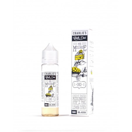MR MERINGUE CHARLIE'S CHALK DUST MIX&VAPE 50ML