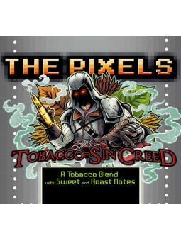 TOBACCO-SIN CREED THE PIXELS AROMA CONCENTRATO 10ML
