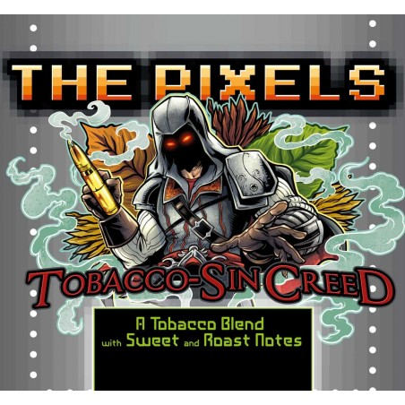THE PIXELS - AROMA CONCENTRATO 10ML - TOBACCO-SIN CREED