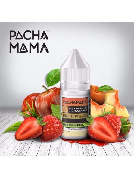 Fuji Apple Strawberry Nectarine Pacha Mama CHARLIE'S CHALK DUST 30ml Aroma Concentrato