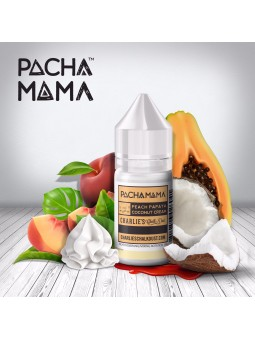 Peach Papaya Coconut Cream Pacha Mama CHARLIE'S CHALK DUST 30ml Aroma Concentrato