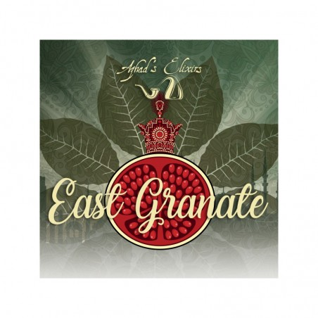 Azhad's Elixirs - AROMA CONCENTRATO 10ML - EAST GRANATE