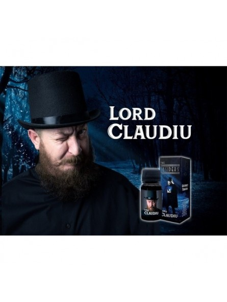 LORD CLAUDIU THE VAPING GENTLEMAN CLUB AROMA CONCENTRATO 11ML