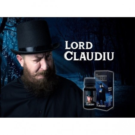 THE VAPING GENTLEMAN CLUB - AROMA CONCENTRATO 11ML - THE INSIDERS - LORD CLAUDIU