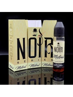 Mistral Noir THE VAPING GENTLEMAN CLUB AROMA SCOMPOSTO 20ML