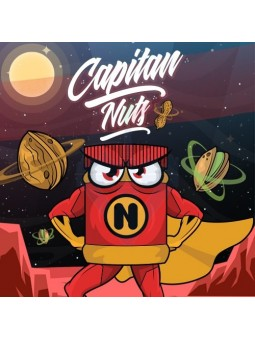 Capitan Nuts SHAKE AND VAPE AROMA SCOMPOSTO 20ML