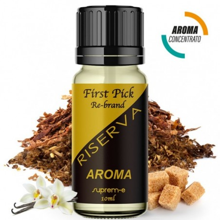 SUPREM-E - AROMA CONCENTRATO 10ML - FIRST PICK RE-BRAND RISERVA