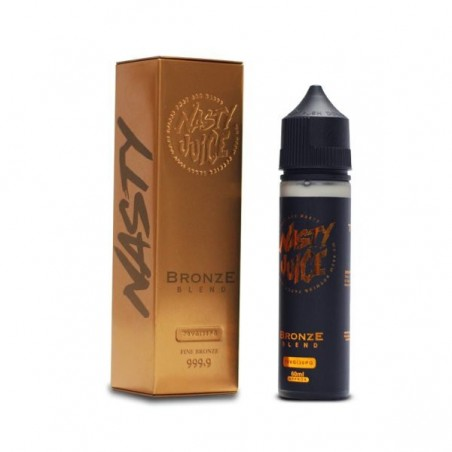 NASTY JUICE - AROMA SCOMPOSTO 20ML - BRONZE BLEND
