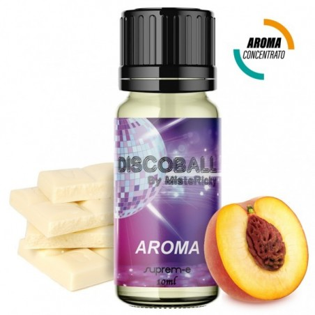 DISCOBALL by MISTERICKY SUPREM-E AROMA CONCENTRATO 10ML