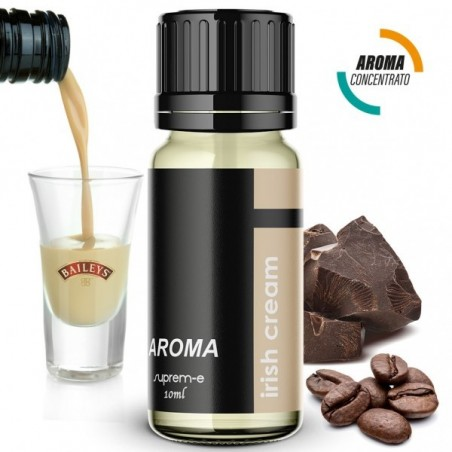 IRISH CREAM SUPREM-E AROMA CONCENTRATO 10ML