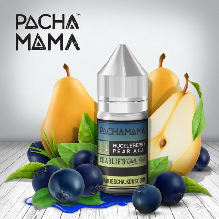 Huckleberry Pear Acai PachaMama CHARLIE'S CHALK DUST 30ml Aroma Concentrato