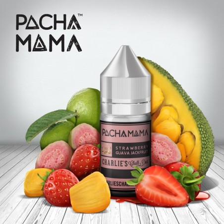 Strawberry Guava Jackfruit PachaMama CHARLIE'S CHALK DUST 30ml Aroma Concentrato
