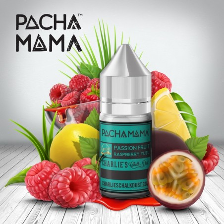 CHARLIE'S CHALK DUST - Aroma Concentrato 30ml - PACHAMAMA - Passion Fruit Raspberry Yuzu