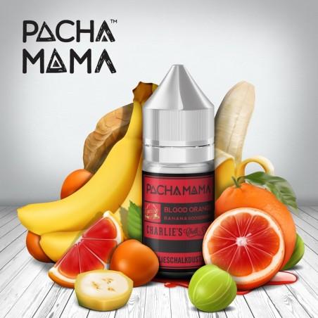 CHARLIE'S CHALK DUST - Aroma Concentrato 30ml - PACHAMAMA - Blood Orange Banana Gooseberry