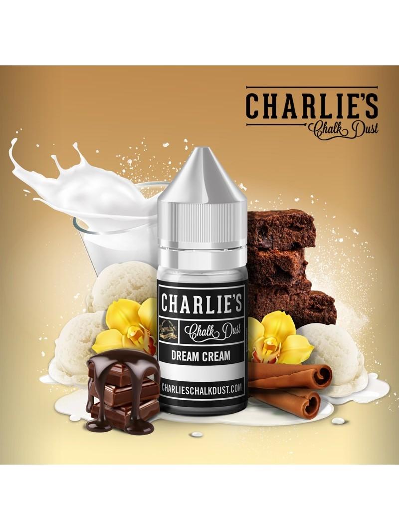 Dream Cream CHARLIE'S CHALK DUST 30ml Aroma Concentrato