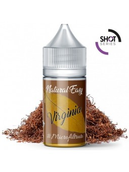 AROMA MINI SHOT - VIRGINIA - ORGANICO MICROFILTRATO - ADG - 10 ML