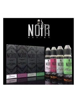 Zefiro Noir THE VAPING GENTLEMAN CLUB AROMA SCOMPOSTO 20ML
