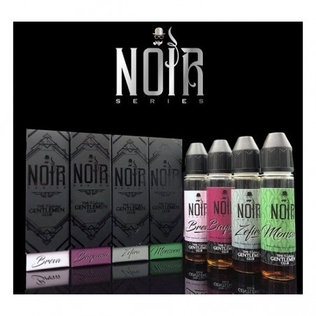 THE VAPING GENTLEMAN CLUB - AROMA SCOMPOSTO 20ML - LINEA NOIR - Zefiro Noir