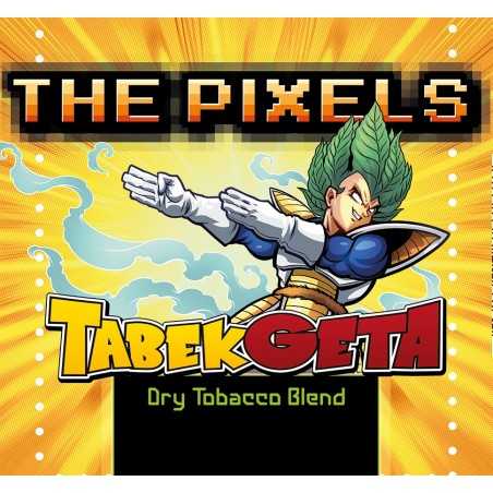 TABEKGETA THE PIXELS AROMA CONCENTRATO 10ML