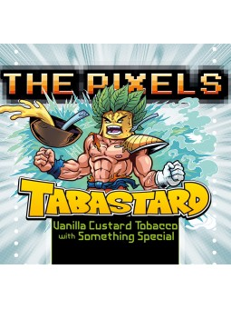 TABASTARD THE PIXELS AROMA CONCENTRATO 10ML