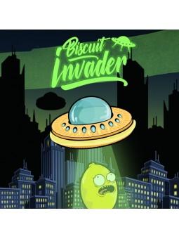 Biscuit Invader SHAKE N VAPE MINI SHOT 10ML