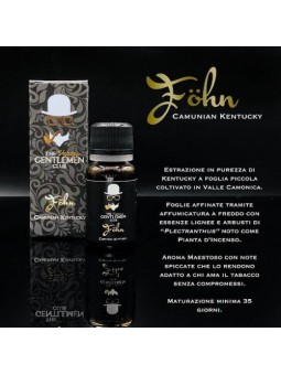 FÖHN THE VAPING GENTLEMAN CLUB AROMA CONCENTRATO 11ML