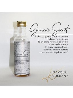 GRACE'S SECRET - K Flavour Company - Aroma 25ml