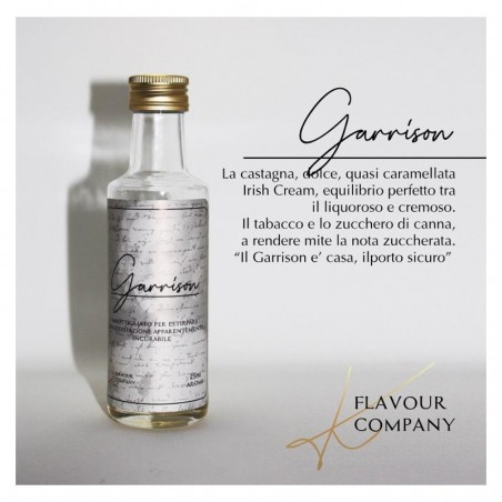 K Flavour Company - GARRISON - Aroma 25ml