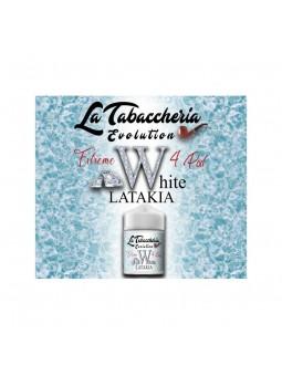 EXTREME 4POD WHITE LATAKIA LA TABACCHERIA AROMA SCOMPOSTO 20ML