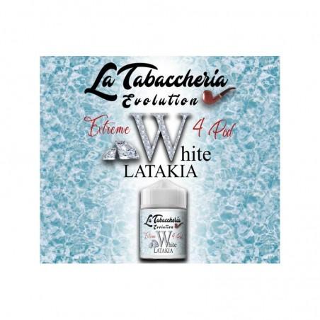 LA TABACCHERIA - AROMA SCOMPOSTO 20ML - EXTREME 4POD - WHITE LATAKIA