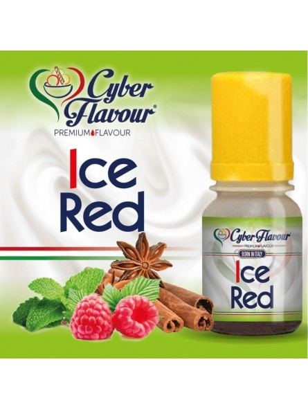 ICE RED CYBER FLAVOUR  AROMA CONCENTRATO 10ML