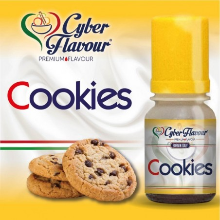 CYBER FLAVOUR - AROMA CONCENTRATO 10ML - COOKIES