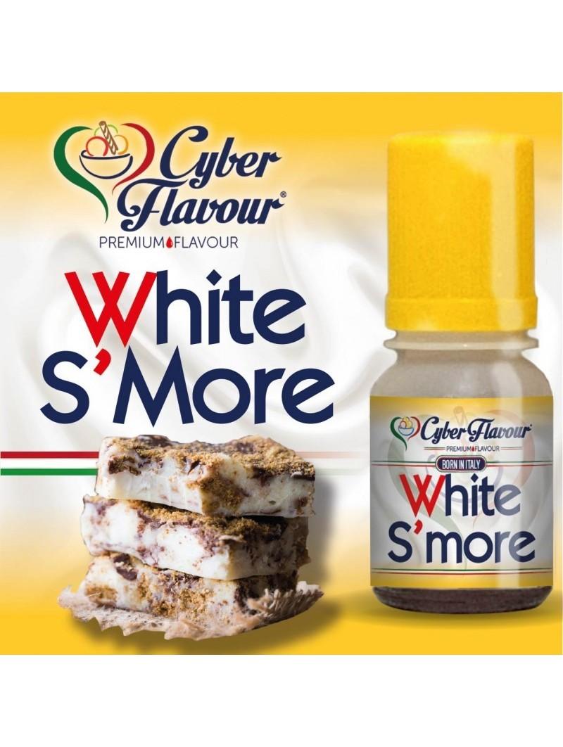 WHITE S'MORE CYBER FLAVOUR  AROMA CONCENTRATO 10ML