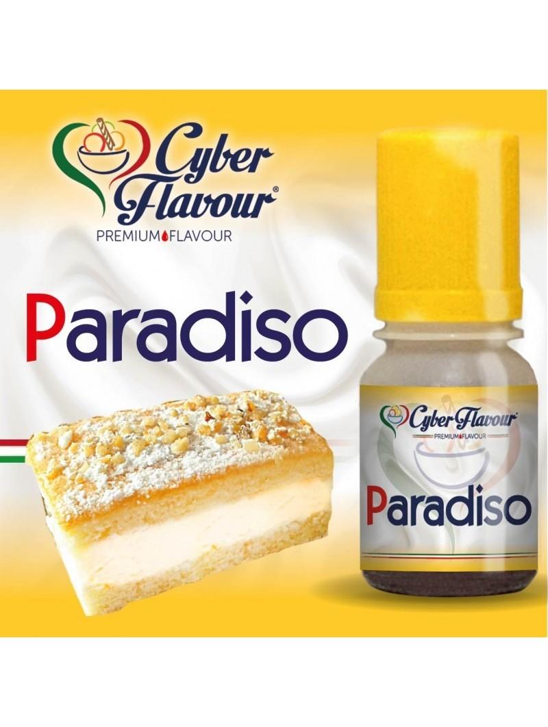 PARADISO CYBER FLAVOUR  AROMA CONCENTRATO 10ML