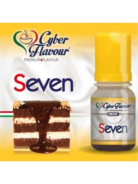 SEVEN CYBER FLAVOUR  AROMA CONCENTRATO 10ML