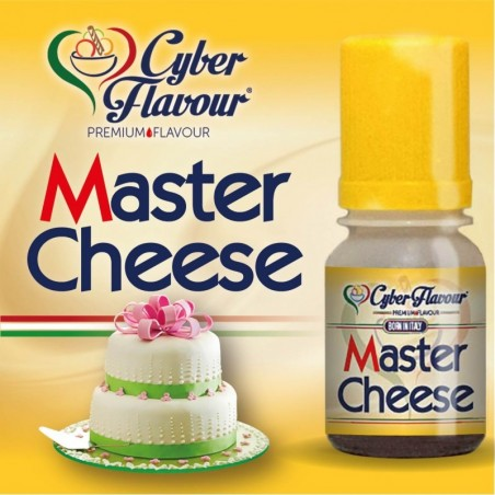 CYBER FLAVOUR - AROMA CONCENTRATO 10ML - MASTER CHEESE