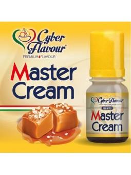 MASTER CREAM CYBER FLAVOUR AROMA CONCENTRATO 10ML