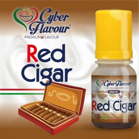 CYBER FLAVOUR - AROMA CONCENTRATO 10ML - RED CIGAR
