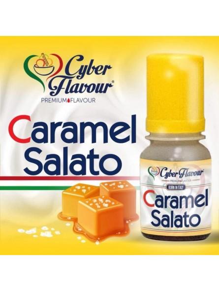 CARAMEL SALATO CYBER FLAVOUR  AROMA CONCENTRATO 10ML