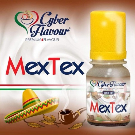 CYBER FLAVOUR - AROMA CONCENTRATO 10ML - MEXTEX