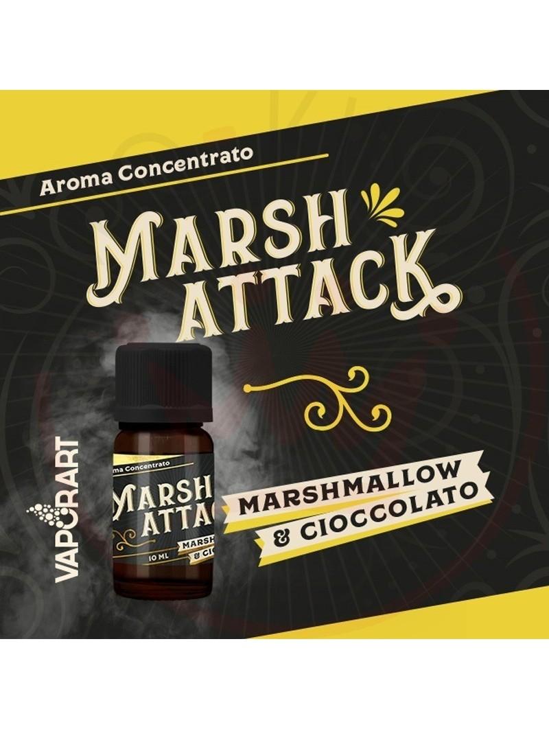 Vaporart Aroma Concentrato Marsh Attack 10ml
